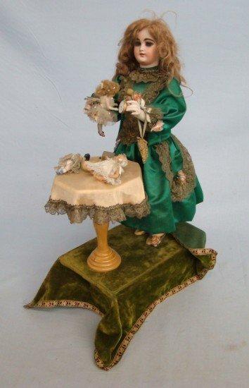 1: Simon & Halbig 1159 Automaton Doll