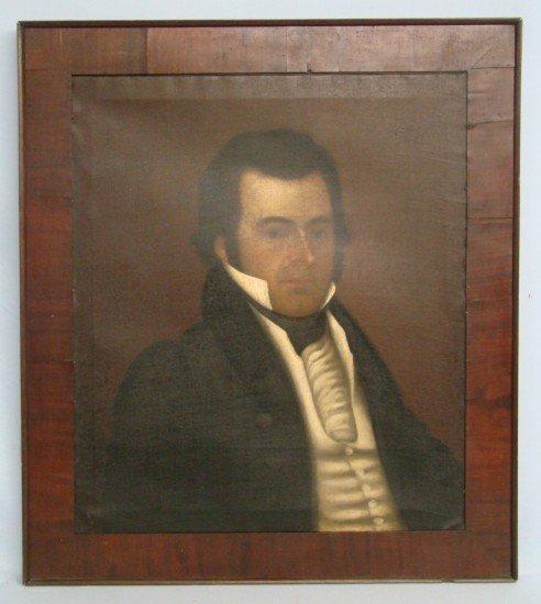 4: 19th c. Portrait Man