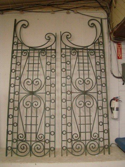 16: Cast Iron Gates
