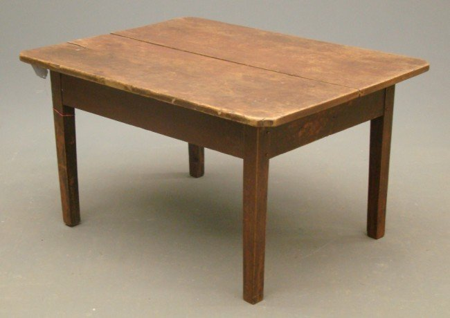 20: 19th c. Coffee Table