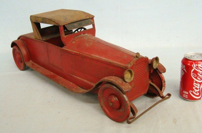 308: 1920's Coupe Toy