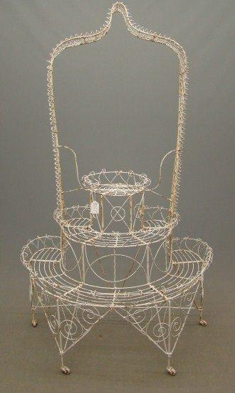 139: Wire Planter