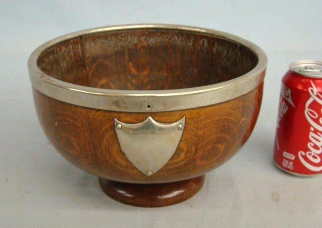 141: Oak Bowl