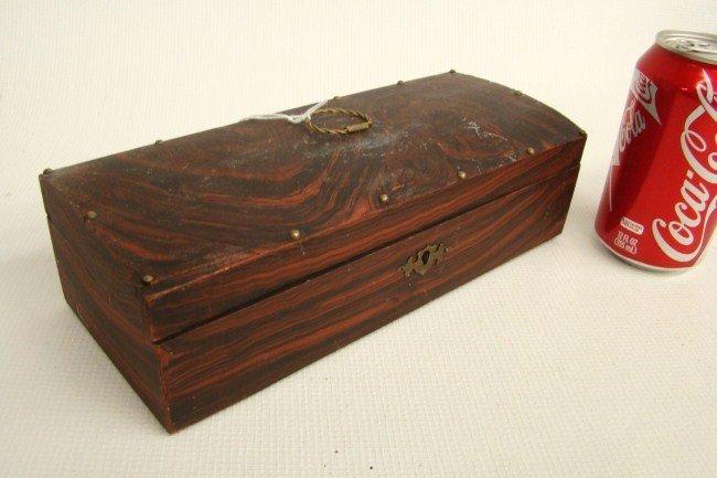 144: 19th c. Trinket Box