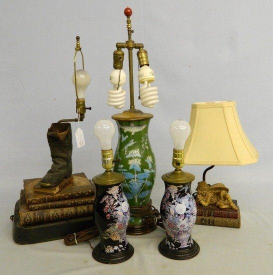 158: Lamp Lot