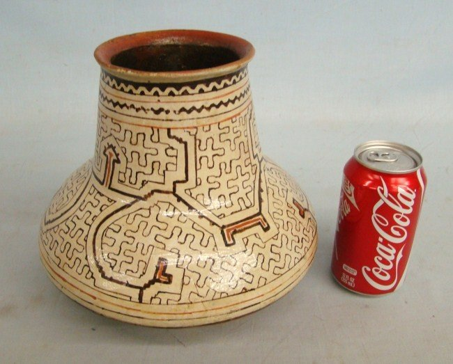 160: Aztec Vase