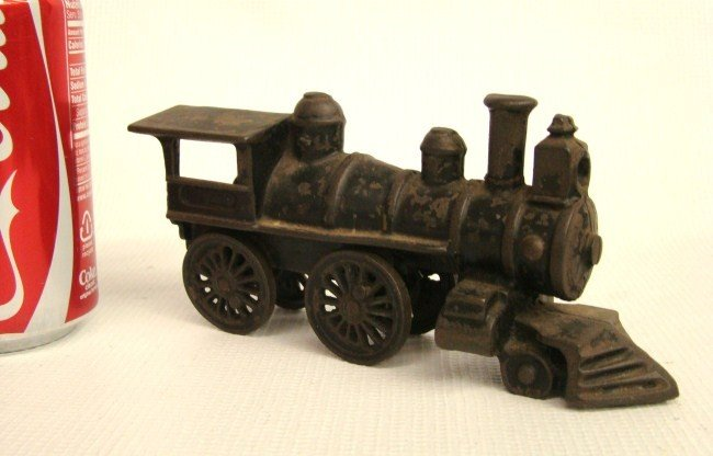 Nycrr Cast Iron Train: 316: Cast Iron Train Toy