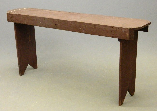 6: Primitive Bench