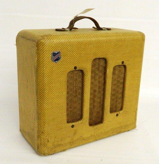 2: C. 1940's National Amplifier