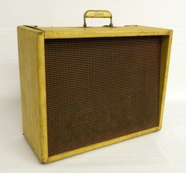 4: 1960's Gibson Lancer Amplifier