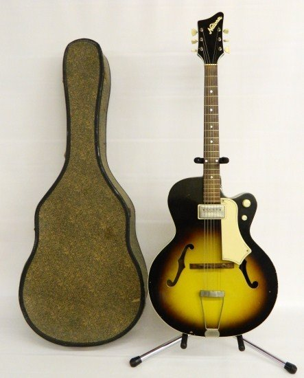 5: National Debonaire Guitar
