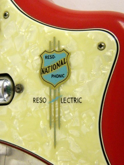 6: National Resolectric Guitar - 10