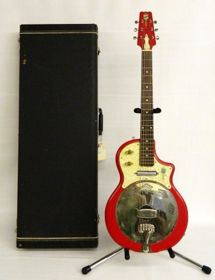 6: National Resolectric Guitar