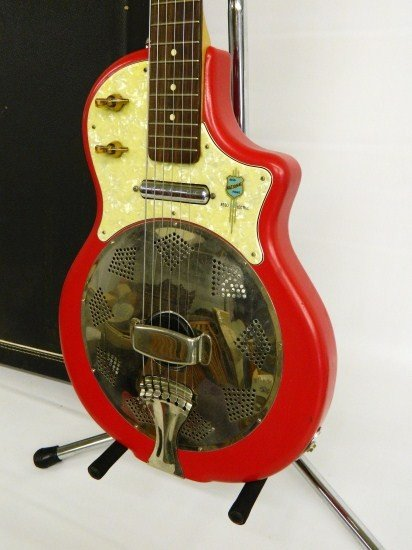 6: National Resolectric Guitar - 2