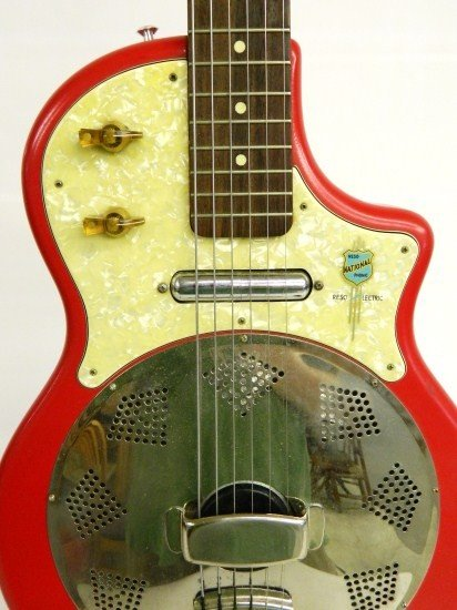 6: National Resolectric Guitar - 3