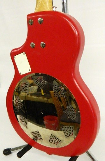 6: National Resolectric Guitar - 4