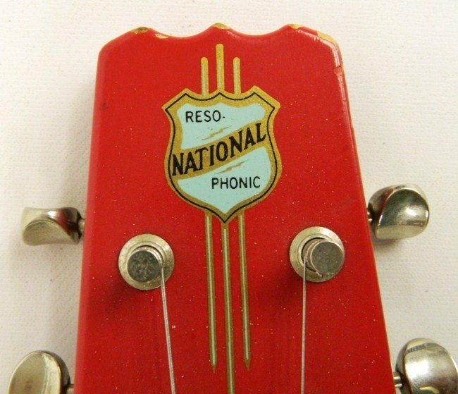 6: National Resolectric Guitar - 9