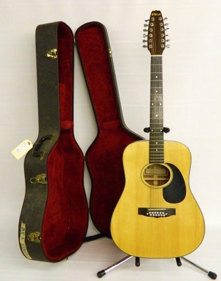 7: MX-A 12 String Guitar