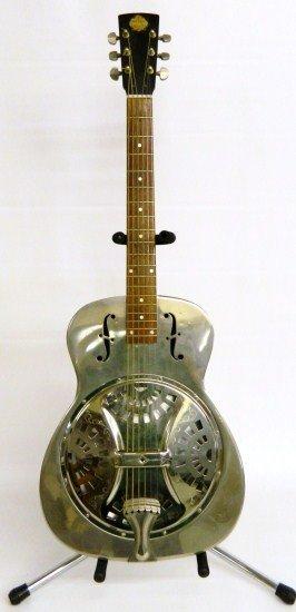 12: Dopera's Original Resonator Guitar