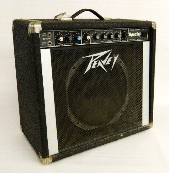 13: Peavey Special Amplifier