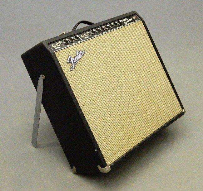 14: Fender Super  Reverb Amplifier