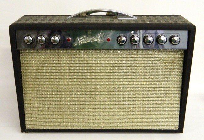 16: National Glenwood  Model 90 Amplifier