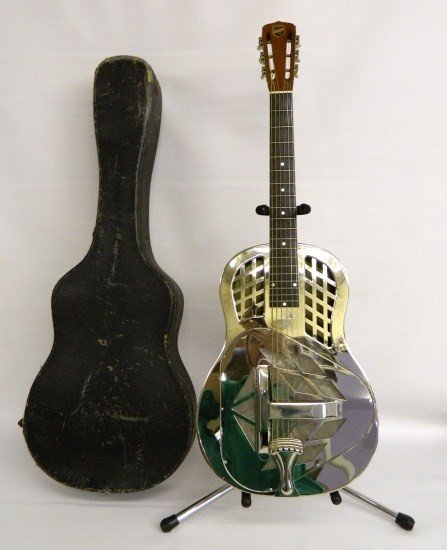 19: National Style 1 Resonator Guitar