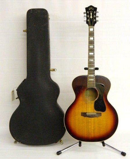 24: Guild F40SB Acoustic Guitar