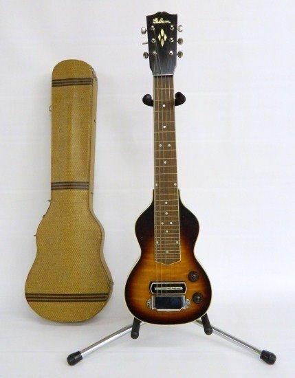 25: Gibson Lap Steel Guitar