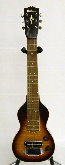 25: Gibson Lap Steel Guitar - 2