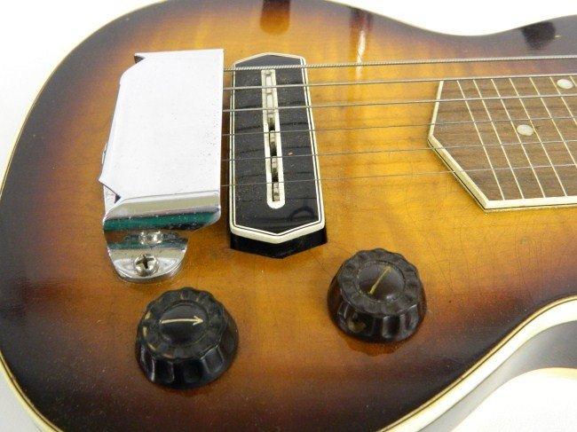 25: Gibson Lap Steel Guitar - 4