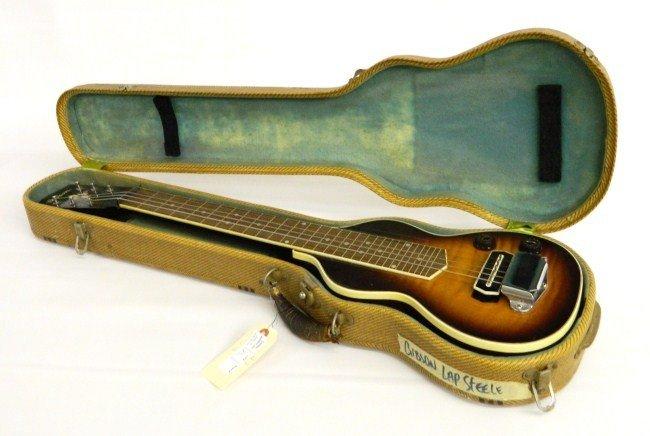 25: Gibson Lap Steel Guitar - 6