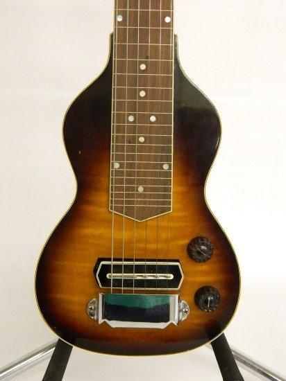 25: Gibson Lap Steel Guitar - 7