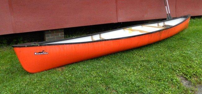 1: 16' Kawartha Canoe