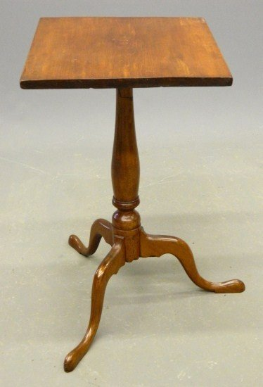 10: 18th c. Candlestand