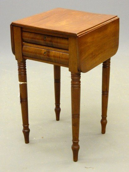 12: 19th c. Workstand