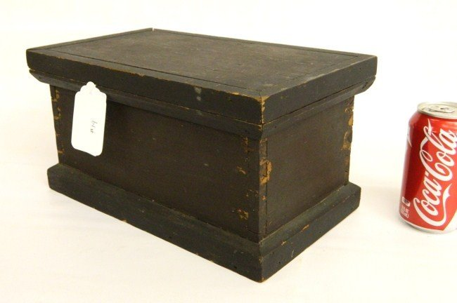 19: 19th c. Document Box