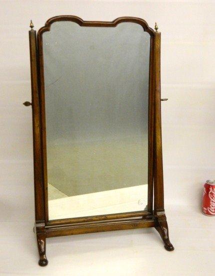 21: 18th c. Dresser Mirror