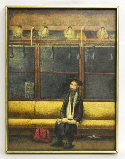 405: Painting Marta Becket