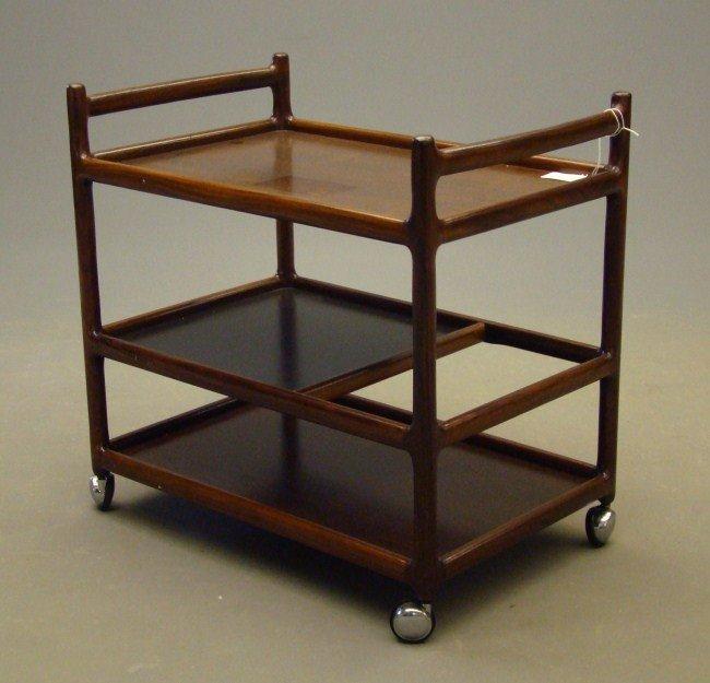 3: Modernist Tea Cart