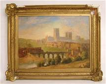 265 19th c Continental School Painting