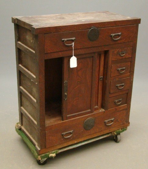 6: Asian Cabinet
