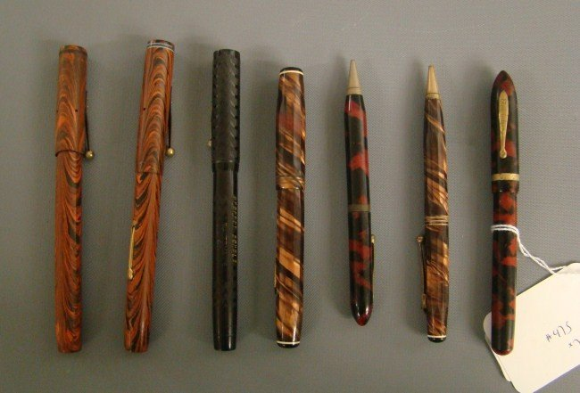 475: Early Fountain Pens