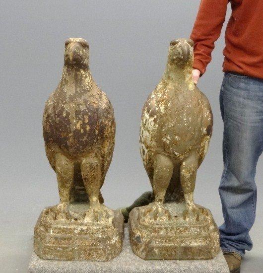 11A: Cast Iron Eagles