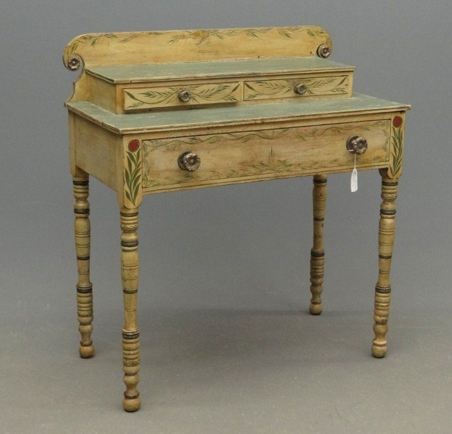 49: 19th c. Vermont Dressing Table