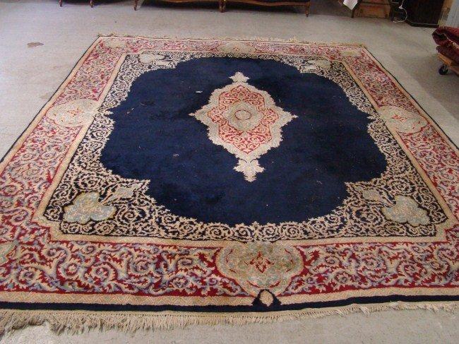 3: Oriental Rug