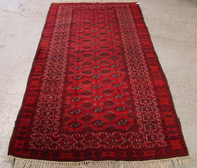 8: Oriental Rug