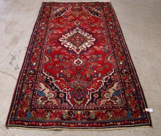 9: Oriental Rug