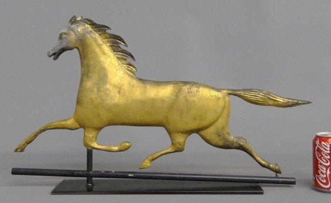 18: Horse Weathervane