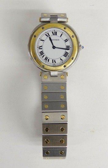 19: Cartier Men's Watch